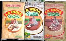 la india verde a