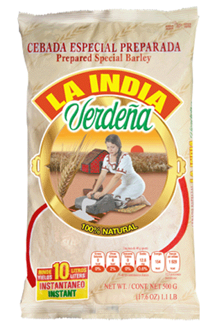 CEBADA LA INDIA VERDEÑA